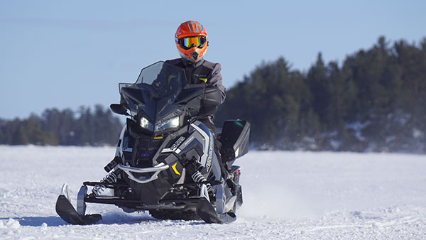Snowmobiles makeWinter Fun!